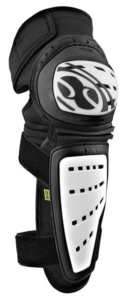 iXS Mallet Knee/Shin Guards Color: White