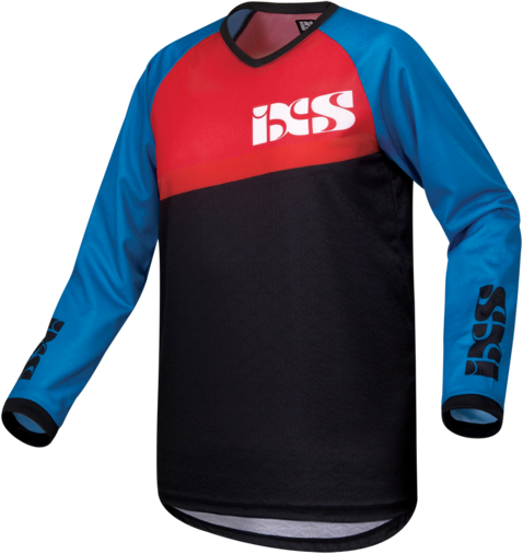 iXS Pivot 6.1 Kids Jersey Color: Petrol