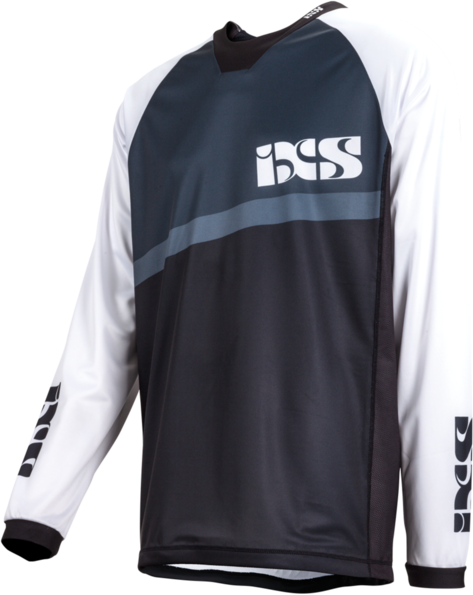 iXS Pivot 7.1 Jersey Color: White/Black