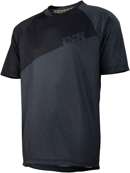 iXS Progressive 6.1 Jersey Color: Graphite/Black