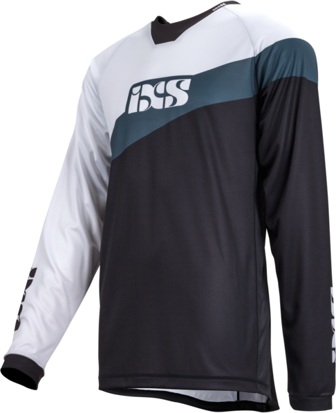 iXS Race 7.1 Jersey Color: Black/Graphite