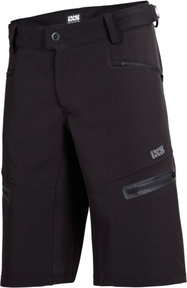 iXS Sever 6.1 Shorts Color: Black