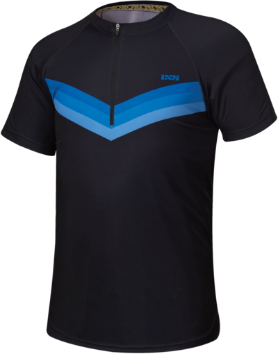 iXS Trail 6.2 Jersey Color: Black