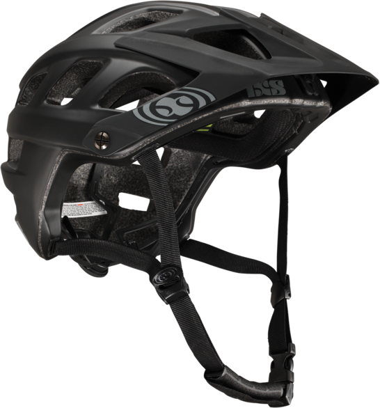 iXS Trail RS Evo Helmet Color: Black