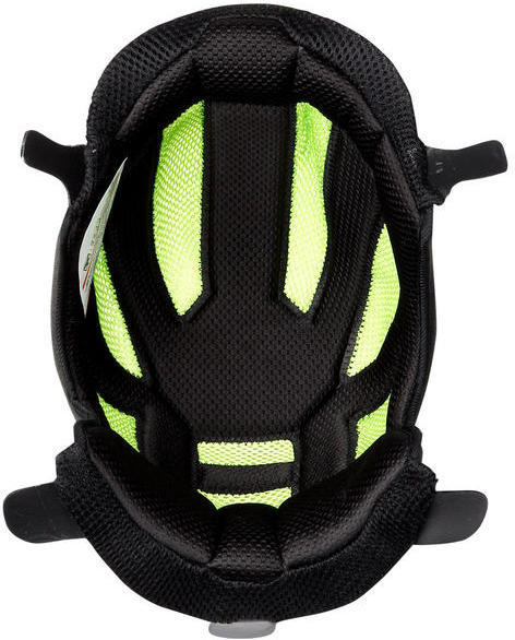 iXS Xult Head Lining Replacement Color: Black