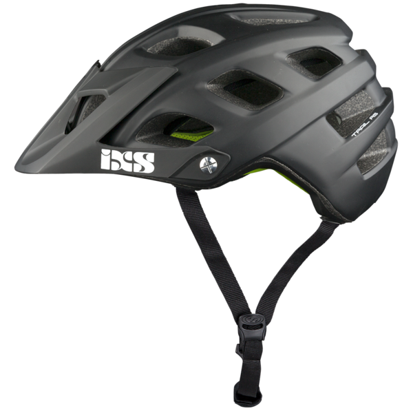 iXS Trail RS Helmet Color: Black