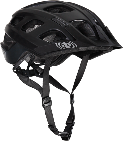 iXS TrailXC Helmet Color: Black