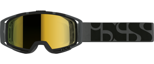 iXS Trigger+ Polarized Goggles Color: Black