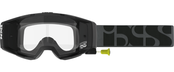 iXS Trigger+ Roll-off Goggles Color: Black