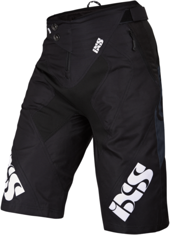 iXS Vertic 6.1 Shorts Color: Black