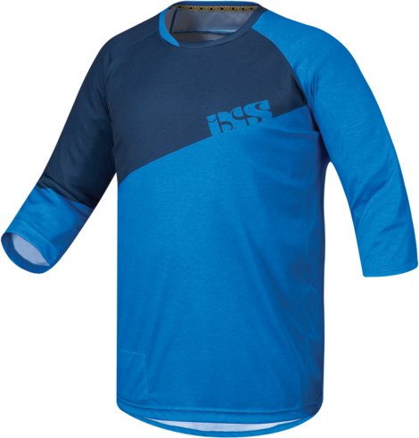 iXS Vibe 6.1 Jersey Color: Fluo Blue