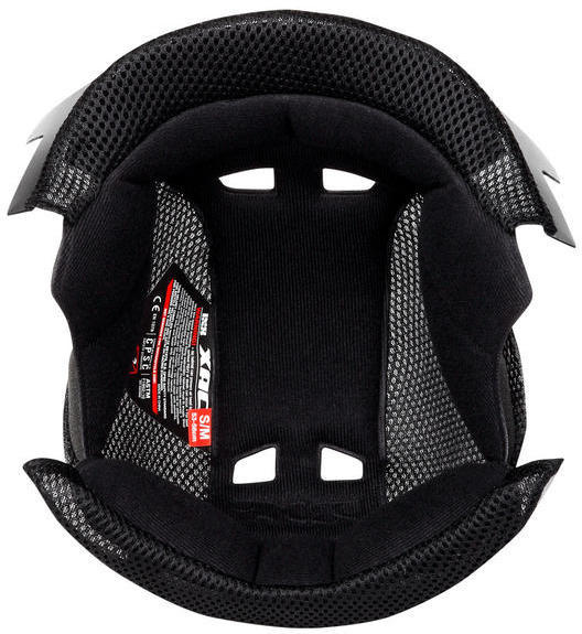 iXS Xact Head Lining Replacement Color: Black