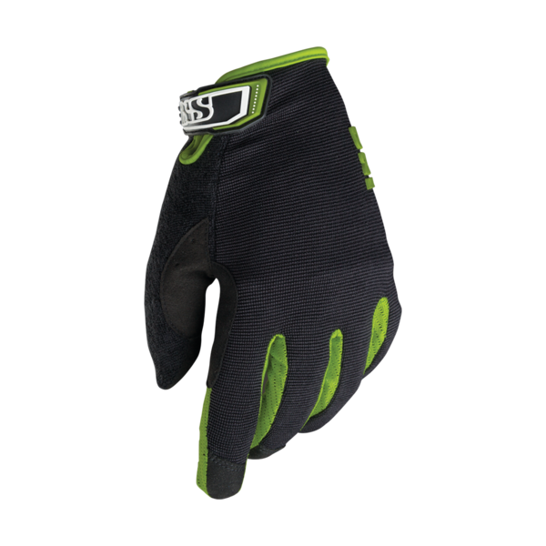 iXS TR-X1.1 Gloves Color: Black/Green