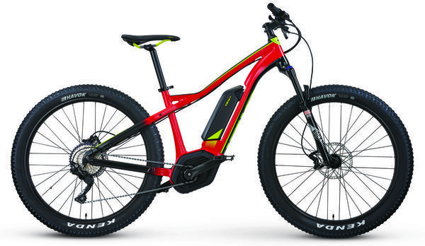 IZIP E3 Peak+ eMTB Color: Red