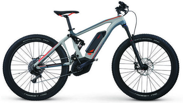 IZIP E3 Peak DS eMTB Color: Grey