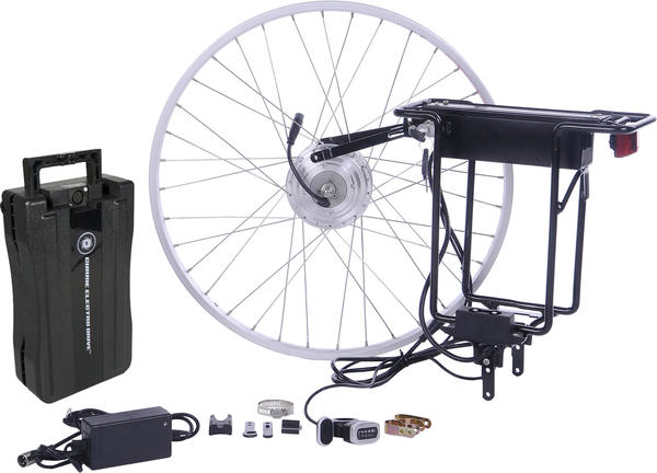 Currie Tech Electro-Drive Conversion Kit 4