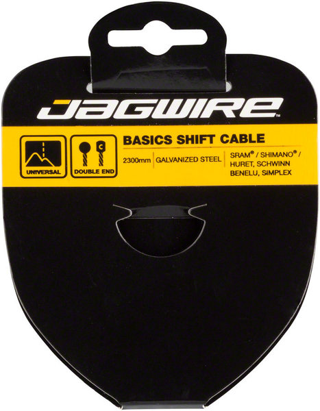 Jagwire Basics Derailleur Cable Length: 2300mm