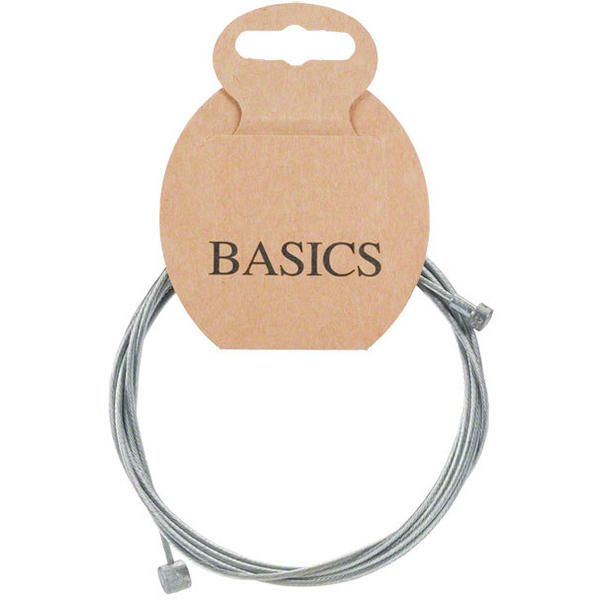 Jagwire Basics Road/MTB Brake Cable Length: 1700mm
