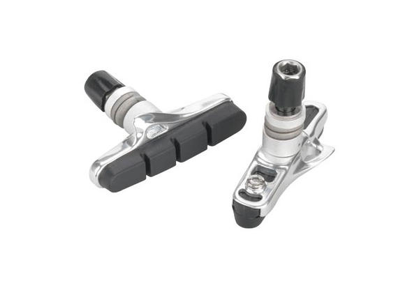 Jagwire Cross Pro Brake Pads Model: Threaded Silver
