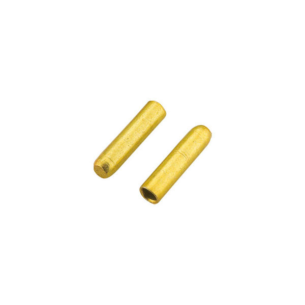 Jagwire Shift Cable Tips Color: Gold