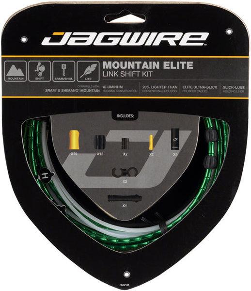 Jagwire Mountain Elite Link Shift Kit