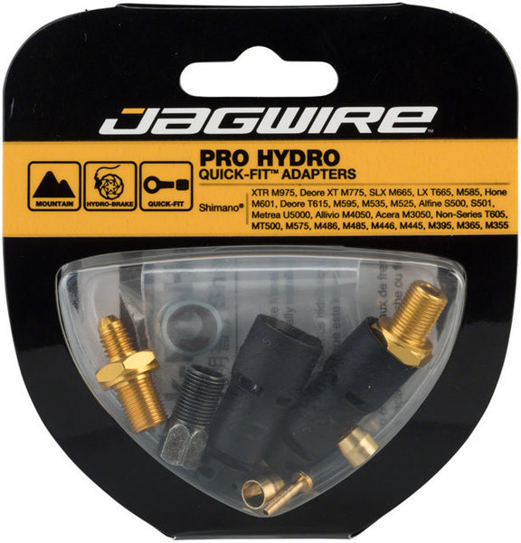 Jagwire Mountain Pro Quick Fit Adapter (Shimano) Model: HFA312
