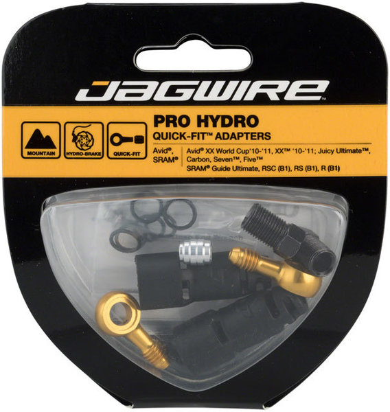 Jagwire Mountain Pro Quick Fit Adapter (SRAM/Avid) Model: HFA207
