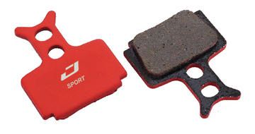 Jagwire Mountain Sport Disc Brake Pads (Formula) Model: Formula The One, R1, RX, Mega, RO brake (DCA080)