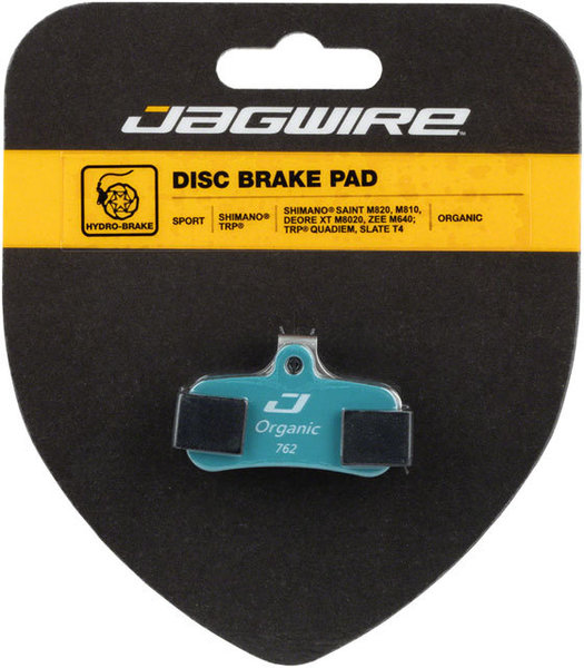 Jagwire Mountain Sport Organic Disc Brake Pads (Shimano) Model: DCA705