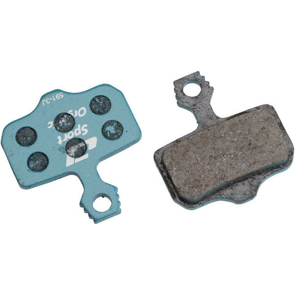 Jagwire Mountain Sport Organic Disc Brake Pads (SRAM) Model: DCA779
