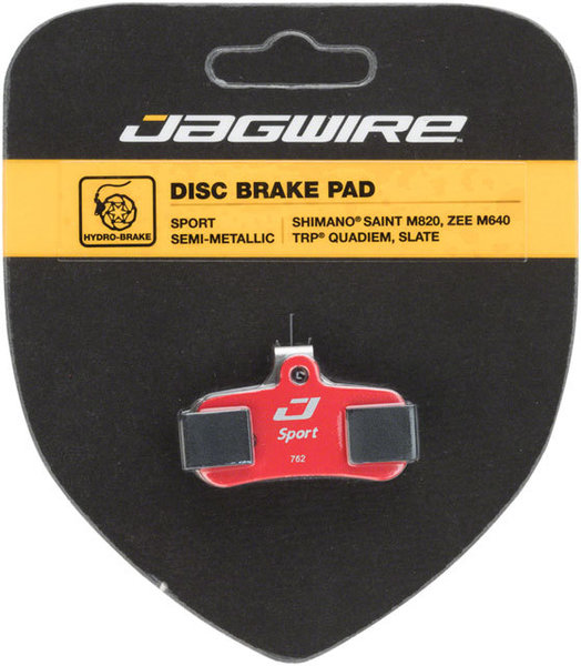 Jagwire Mountain Sport Semi-Metallic Disc Brake Pads (Shimano)
