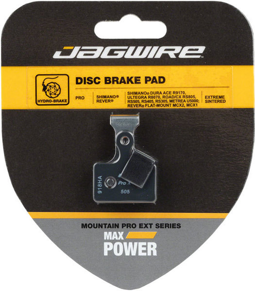 Jagwire Pro Extreme Sintered Disc Brake Pads (Shimano) Model: DCA504