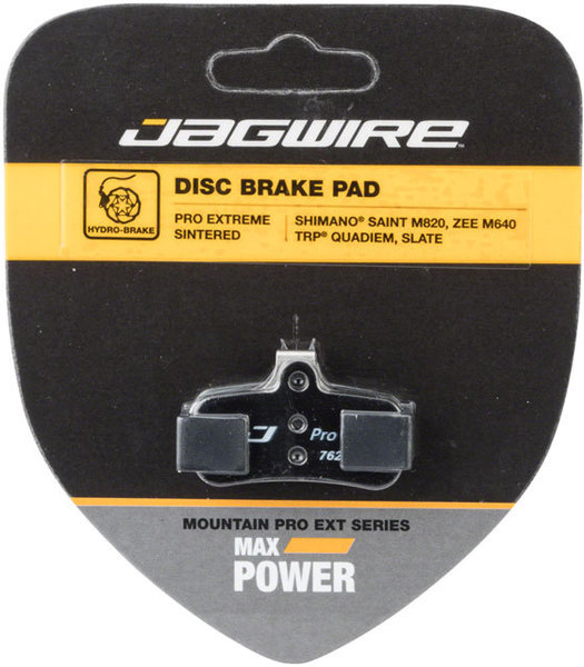 Jagwire Pro Extreme Sintered Disc Brake Pads (Shimano) Model: DCA505