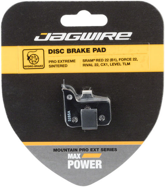 Jagwire Pro Extreme Sintered Disc Brake Pads (SRAM) Model: DCA599