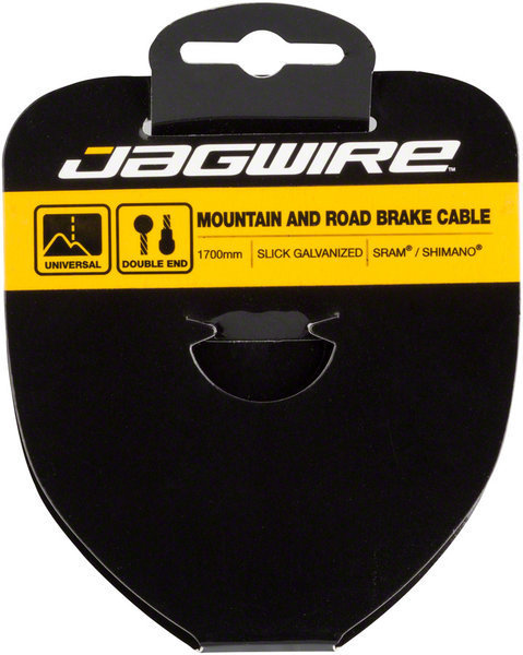 Jagwire Sport Slick Galvanized Mountain/Road Brake Cable