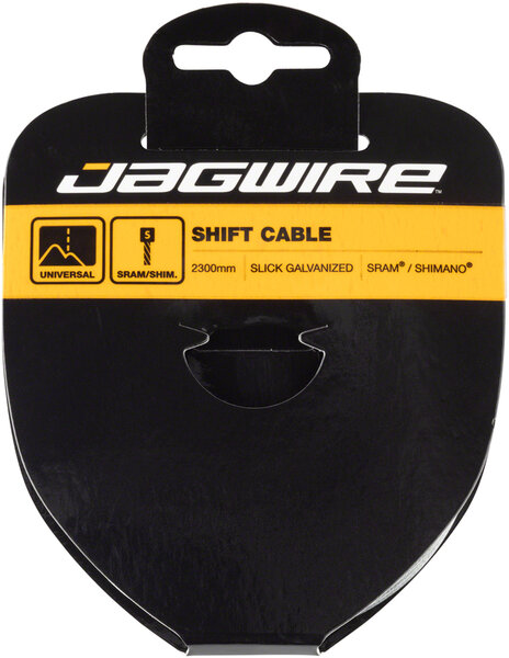 Jagwire Sport Slick Galvanized Shift Cable