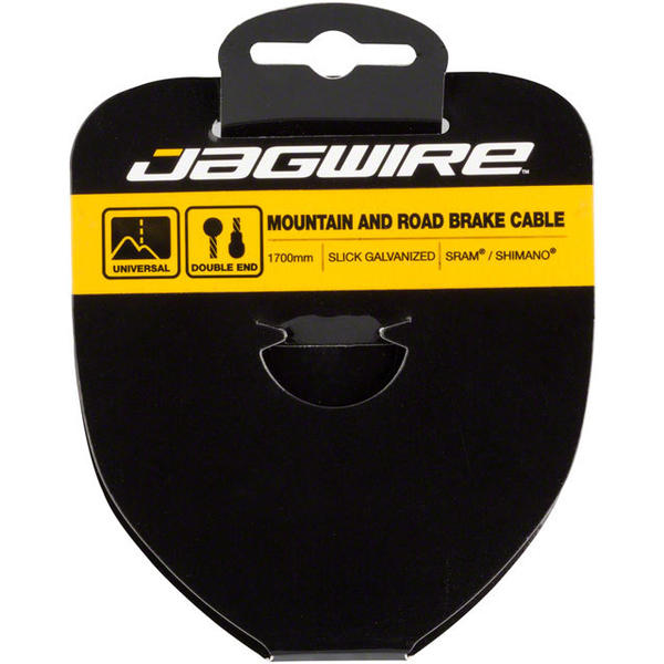 Jagwire Sport Slick Stainless Mountain/Road Brake Cable