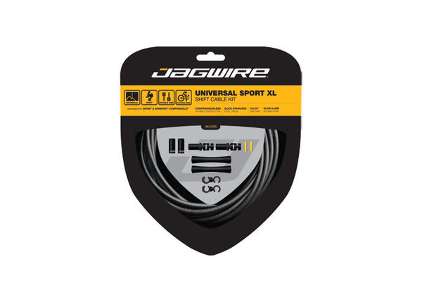 Jagwire Universal Sport Shift XL Cable Kit