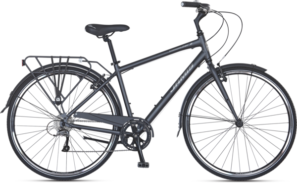 Jamis Commuter 2 Color: Charcoal