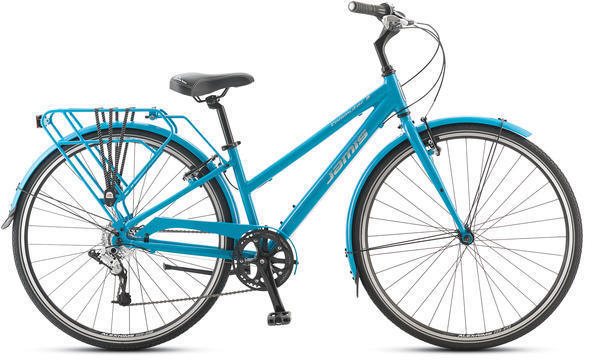 Jamis Commuter 2 Femme Color: Blue Lagoon