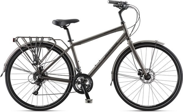 Jamis Commuter 3 Color: Ano Grey