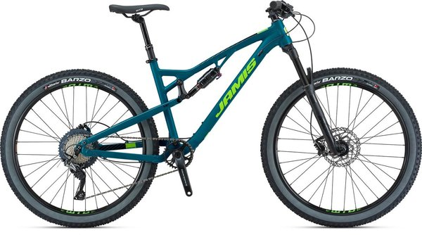 Jamis Dakar A1 (a22) Color: Galaxy Blue