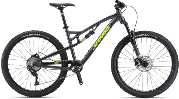 Jamis Dakar A2 Color: Charcoal