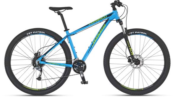 Jamis Durango Comp Color: Cosmic Dust