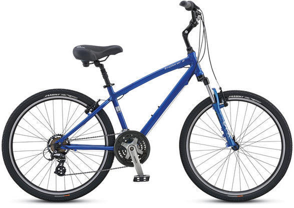 Jamis Explorer 2 Color: Radiant Blue
