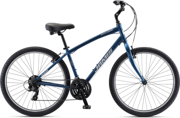 Jamis Explorer A2 Color: Ano Deep Blue