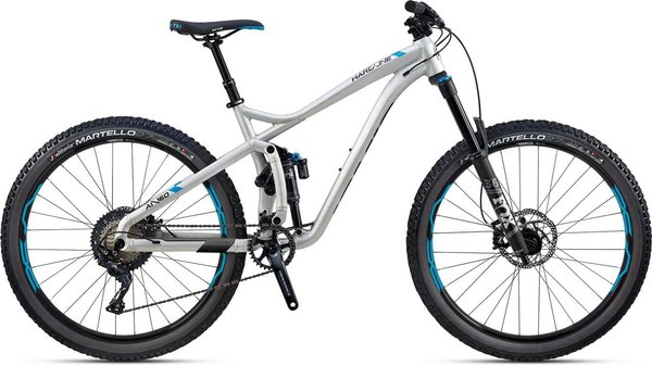 Jamis Hardline A1 Frame Kit Image differs from actual product. Complete bike shown