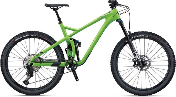 Jamis Hardline C3 Color: Ninja Green