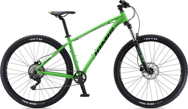 Jamis Highpoint A1 Color: Ninja Green