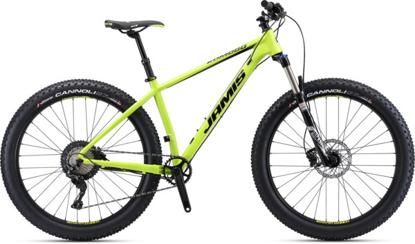 Jamis Komodo 27.5+ Expert Color: LimeLight